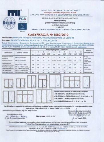 certyfikat mielczarek