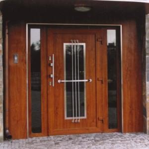 szerokie drzwi schuco