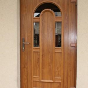 drzwi wejściowe schuco pvc