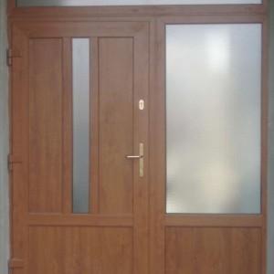 drzwi do domu schuco