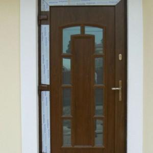 drzwi wejściowe schuco