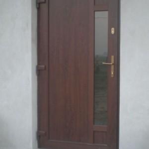 drzwi boczne schuco