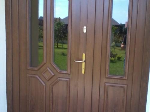 drzwi schuco