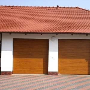 Brama garazowa Mistral