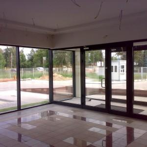 Okna i drzw PCV