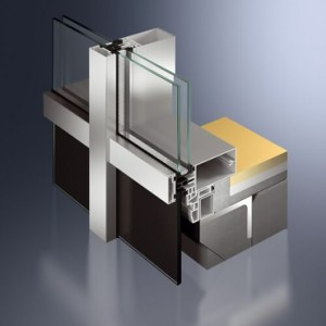 fasady okienne strukturalne