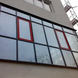 Okna i fasady aluminowe