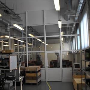 Ścianki osłonowe aluminiowe