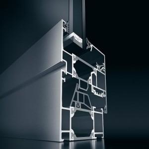 Okna aluminiowe Schuco AWS 65