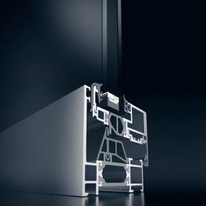 Okna aluminiowe Schuco AWS 65 BS