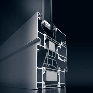 Okna aluminiowe Schuco AWS 70 HI
