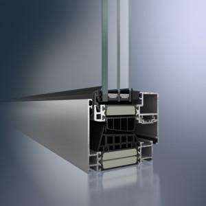 Okna aluminiowe Schuco AWS 90 SI