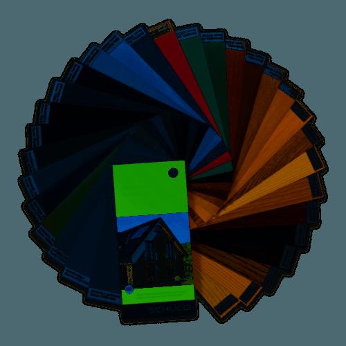 kolorystyka okien schuco - Okna Mielczarek