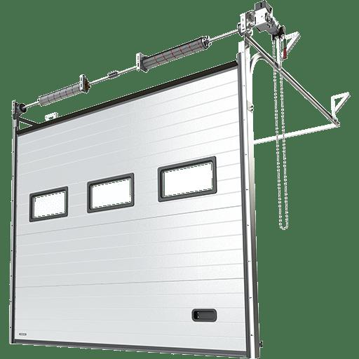 Brama rolowana STALOWA K2 IS