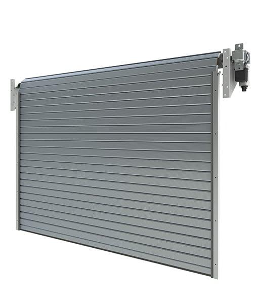 Brama przemysłowa rolowana stalowa R1 SD